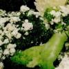 Salată de broccoli cu brânză