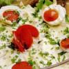 Salată de conopidă cu maioneză