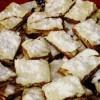 Desert: Prăjitură cu mere
