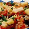 Tocană de cartofi cu gogoşari