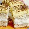 Prăjitură cu nucă de cocos