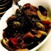 Legume la cuptor cu sos de usturoi si ghimbir