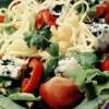 Paste cu legume şi roquefort