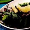Salată de calamar cu sos alb