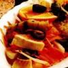 Salată de morcovi cu peşte
