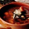 Ciorba de peste cu rozmarin sau marar tocat