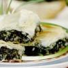 Retete delicioase: Plăcintă cu verdeţuri