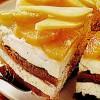 Tort cu mango şi cremă de brânză