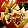 Salată de pepene cu grapefruit