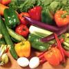 Mâncare de legume cu ulei de soia
