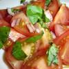 Retete de post: Salata mediteraneeana de rosii