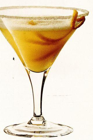 Cocktail Rum Crust