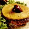 Hamburger cu ananas