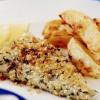Peşte cu cartofi prăjiţi