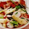 Salată de sparanghel crud