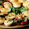 Ouă umplute delicioase