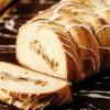 Pâine cu portocale, stafide şi nucă