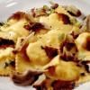 Ravioli cu cartofi şi trufe