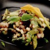 Supă cu legume şi varietăţi de fasole