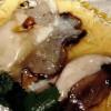 Supă de peşte cu paste şi stridii