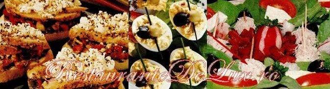 Apritive simple si delicioase: bruschete, ouă umplute, pastă de peşte si caşcaval