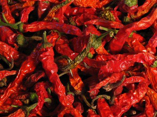 Carne de berbec in sos chili