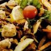 Mancare simpla de pui cu legume