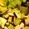 Salata de telina cu alune