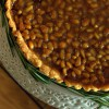 Tarta cu miere si seminte de pin