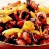 Caracatita cu ardei gras