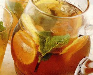 Ceai de mere usor alcoolizat