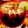 Cocktail de creveţi în stil mexican