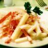 Salată cu pere si ardei
