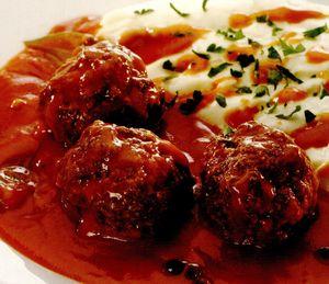 Retete delicioase: Chiftelute marinate