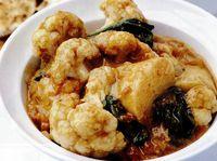 Curry de conopidă