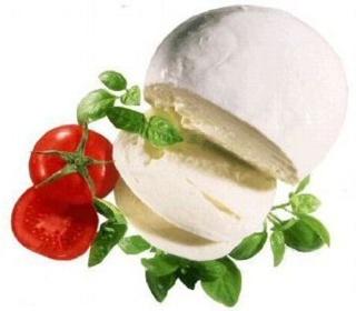 Mozzarella la grătar
