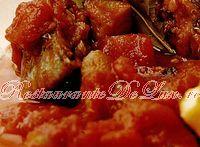 Reteta zilei: Peste in sos tomat