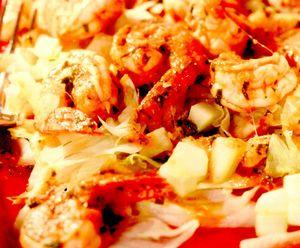 Salată de creveţi