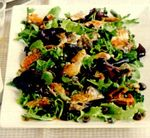 Salata mediteraneeana cu sardine