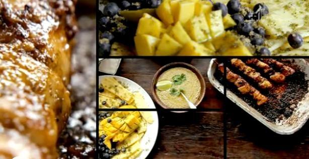 Cum se prepara Frigarui de pui Satay – Jamie Oliver (video)