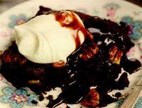 Negrese cu nuci şi ciocolată