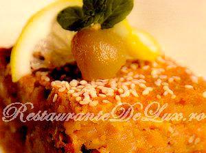 Reteta zilei: Prajitura cu dovleac si portocale