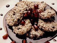 Cookies cu cereale şi rodii