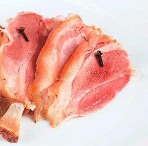 Rasol de porc cu linte