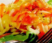 Salata de morcovi si telina