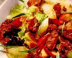 Salată de pui cu andive