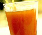 Suc de dovleac cu mere