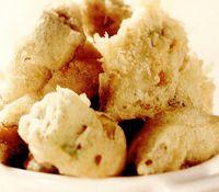 Anghinare pane cu curry