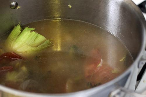 Cum se prepara bulionul de legume
