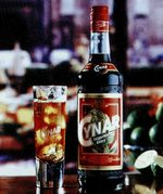 Cocktail Cynar Lemon